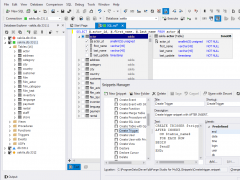 dbForge Studio Express for MySQL 7.2 Screenshot