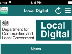 DCLG Local Digital 1.0.3 Screenshot
