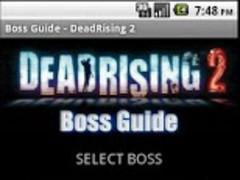 Dead Rising 2 Boss Guide 1.1 Screenshot