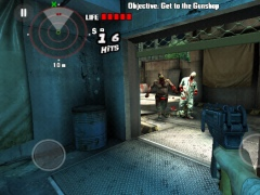 Review Screenshot - Zombie Shooter – Survive the Zombie Apocalypse