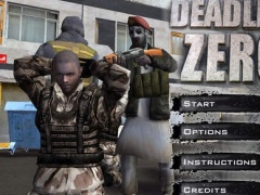 Deadline Zero - Training Pit 1.1 Screenshot
