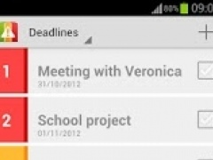 Deadlines Reminder 1.0.1 Screenshot