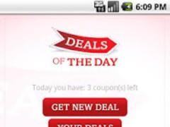 Deals of the day 1.4 Screenshot