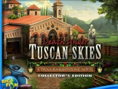 Death Under Tuscan Skies: A Dana Knightstone Novel Collector's Edition HD 1.0.0 Screenshot