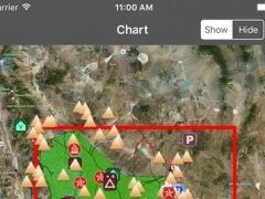 Death Valley National Park – GPS Offline Park Map 1.0 Screenshot