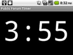 Debate Timer 1.4 Screenshot