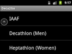 Deca2Go Calculator + Stopwatch 2.2.3 Screenshot