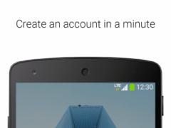 DECENT wallet  Screenshot