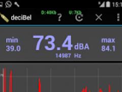 deciBel 1.5.23 Screenshot