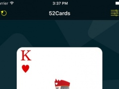 Deck of 52 - Playing Cards 2.0.1 Screenshot