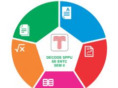 DECODE SPPU SE ENTC SEM II 8.0 Screenshot