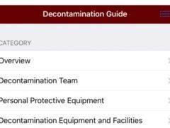 Decontamination Guide 1.02 Screenshot