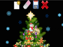 Decorate Xmas tree HD Free 1.0 Screenshot