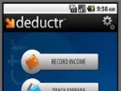 deductr™ 3.3.0 Screenshot