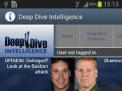 Deep Dive Intelligence 1.0 Screenshot