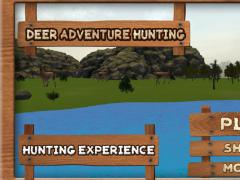 Deer Adventure Hunting 1.2 Screenshot