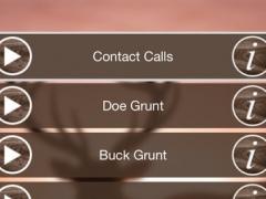 Deer Hunting Calls Free 1.0.1 Screenshot