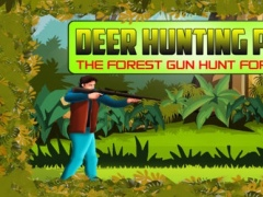 Deer Hunting Prey : The forest gun hunt for game - Free Edition 3.0 Screenshot