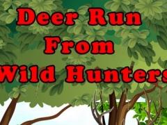 Deer Run From Wild Hunters (Pro) 1.0 Screenshot