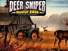 Deer Sniper Hunter 2016 : Hunting Challenge Free 1.0 Screenshot