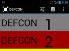 DEFCON 1.4.1 Screenshot