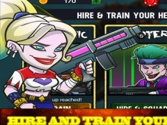 Defense - Epic Hero War 1.0 Screenshot