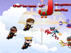 Defense of Jetpack Jacks Free 1.0 Screenshot