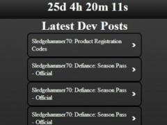 Defiance Central 1.0.2 Screenshot