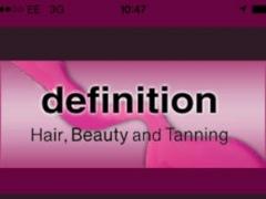 Definition Hair & Beauty 1.0 Screenshot