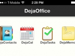 DejaOffice App Suite - PC and Mac Sync for Outlook 1.9.8 Screenshot