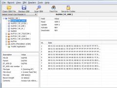 Dekart SIM Explorer 1.4 Screenshot