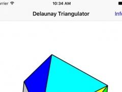 Delaunay Triangulator 2.0.1 Screenshot