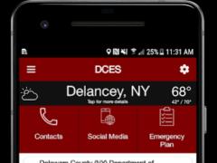 Delaware County NY EMO 2.0.1 Screenshot