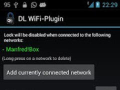 Delayed Lock WiFi Plugin 1.5.8 Screenshot