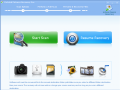 Deleted Pictures Recovery Pro 2.9.2 Screenshot
