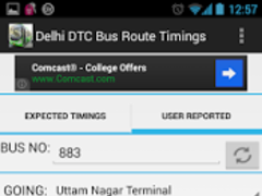 Delhi DTC Bus Timings & Routes 1 4 Free Download
