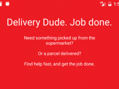 Social Delivery 1.1 Screenshot