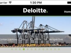 Deloitte BE 3.0 Screenshot