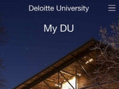 Deloitte University 2.1 Screenshot