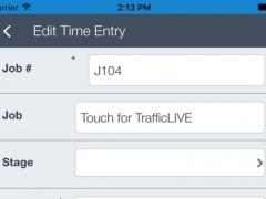 Deltek Touch for TrafficLIVE 1.0.3 Screenshot