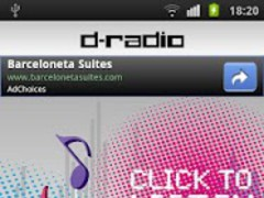 Demajors Radio 1.9 Screenshot
