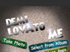 Demi Lovato Me 1.8 Screenshot
