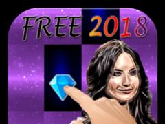 Demi Lovato Piano Tiles 1 Screenshot