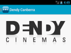 Dendy Cinemas 2.0 Screenshot