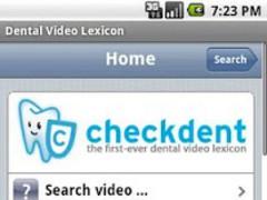 Dental Video Lexicon (Pro) 2.0 Screenshot
