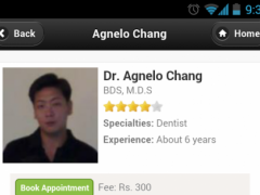 Dental Wagon Mobile Clinic 2.0.1 Screenshot
