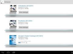 DENTAURUM Dental Products 1.0 Screenshot