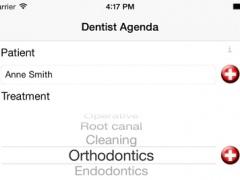 Dentist Agenda 1.2.2 Screenshot