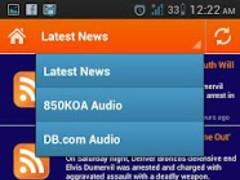 Denver Broncos News & Podcasts 1.0 Screenshot