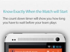Denver Football Alarm Pro 1.0 Screenshot